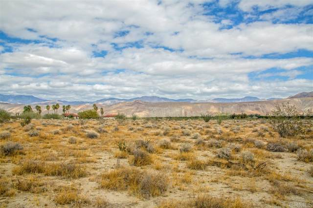 Indian Head Ranch Rd #62, Borrego Springs, CA 92004 (#200005281) :: The Marelly Group | Compass