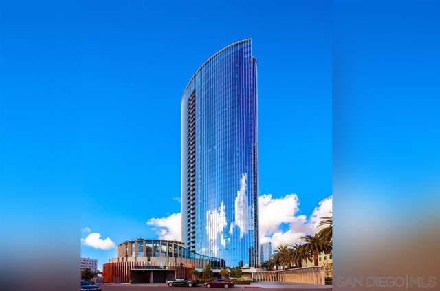 888 W E St. #603, San Diego, CA 92101 (#200005291) :: Neuman & Neuman Real Estate Inc.