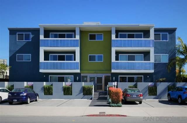 3815 3rd #23, San Diego, CA 92103 (#200005349) :: Neuman & Neuman Real Estate Inc.