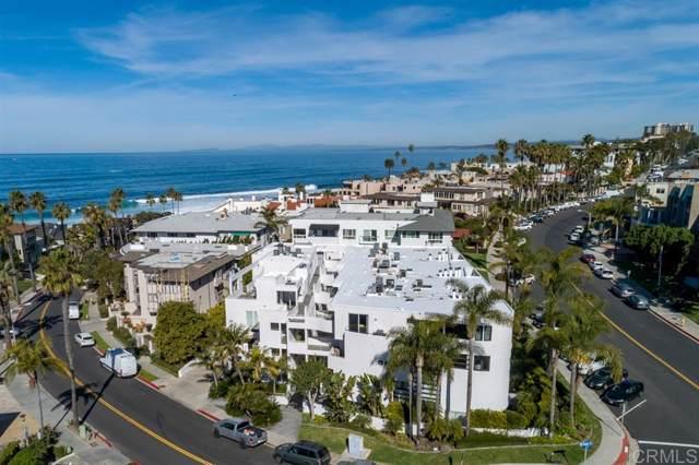 101 Coast Blvd. 3B, La Jolla, CA 92037 (#200005402) :: Whissel Realty