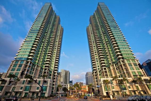 1205 Pacific Hwy #3203, San Diego, CA 92101 (#200005438) :: Neuman & Neuman Real Estate Inc.