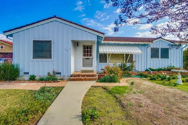 5328 Encinita Ave, Temple City, CA 91780 (#200005750) :: Keller Williams - Triolo Realty Group