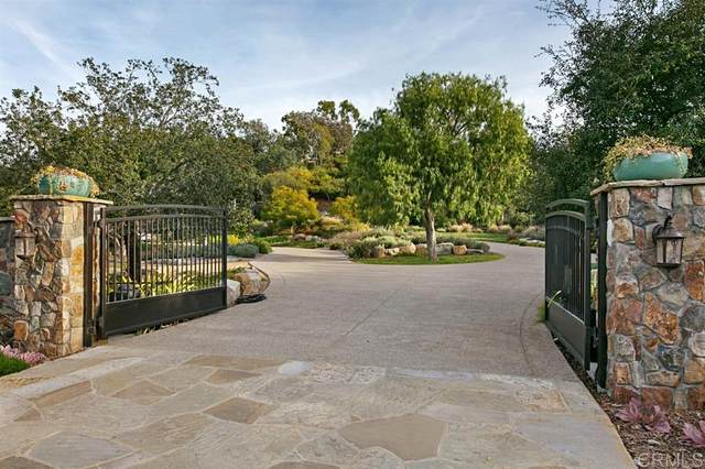 4657 La Orilla, Rancho Santa Fe, CA 92067 (#200005758) :: Allison James Estates and Homes