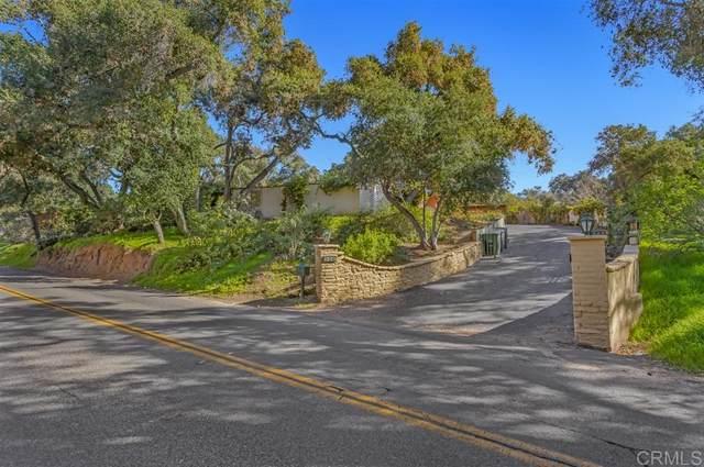 506 S S Live Oak Park Rd, Fallbrook, CA 92028 (#200005861) :: Keller Williams - Triolo Realty Group