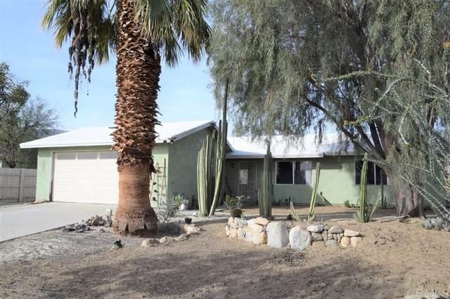 3050 Double O Road, Borrego Springs, CA 92004 (#200005964) :: Keller Williams - Triolo Realty Group