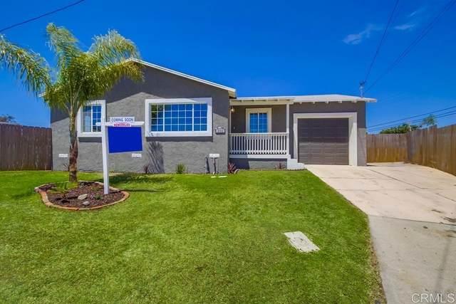 304 Agua Vista Way, San Diego, CA 92114 (#200005988) :: Neuman & Neuman Real Estate Inc.