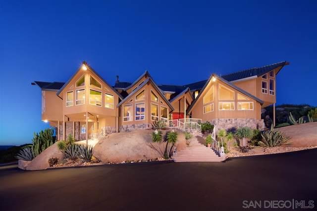 19250 Highland Hills Dr, Ramona, CA 92065 (#200006051) :: Keller Williams - Triolo Realty Group