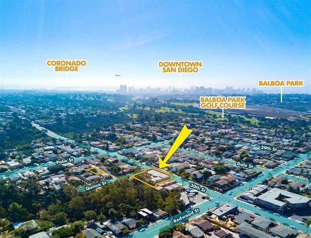 3016 Quince Street, San Diego, CA 92104 (#200006095) :: Neuman & Neuman Real Estate Inc.