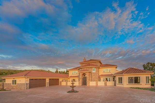 413 Bonita Valle, Fallbrook, CA 92028 (#200006106) :: Neuman & Neuman Real Estate Inc.