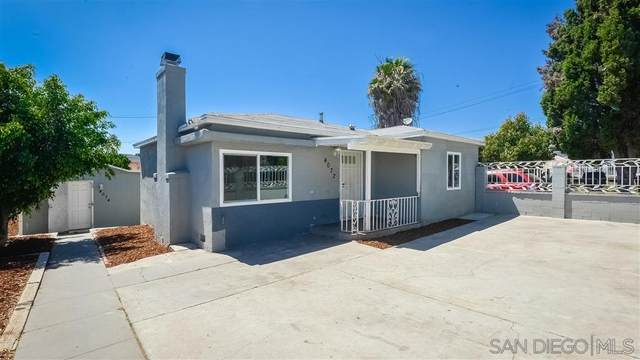 4072-4076 49Th St, San Diego, CA 92105 (#200006132) :: Keller Williams - Triolo Realty Group