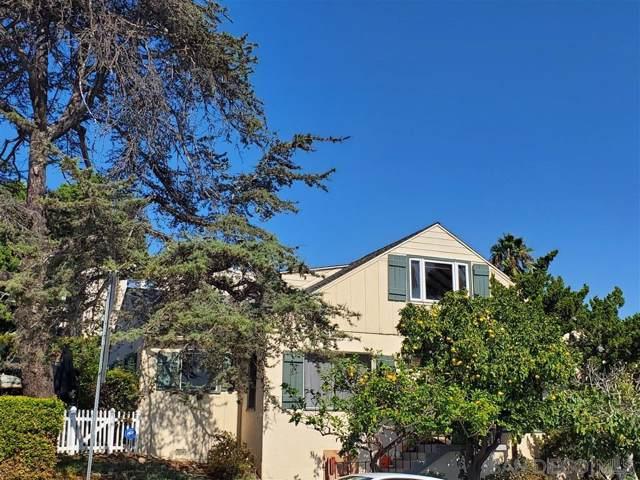 850 W Upas Street, San Diego, CA 92103 (#200006278) :: Cane Real Estate