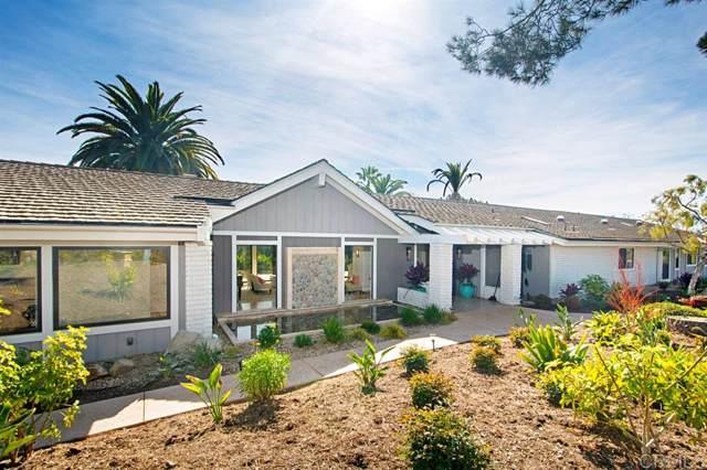 5006 El Acebo Del Norte, Rancho Santa Fe, CA 92067 (#200006310) :: Allison James Estates and Homes