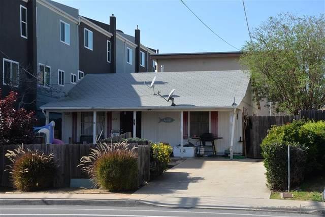 614-20 13th St., Imperial Beach, CA 91932 (#200006349) :: Neuman & Neuman Real Estate Inc.