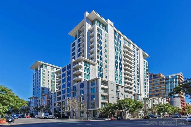 425 W Beech Street #439, San Diego, CA 92101 (#200006370) :: The Yarbrough Group