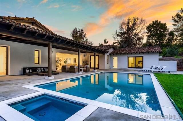 16947 Avenida Luis, Rancho Santa Fe, CA 92067 (#200006371) :: Allison James Estates and Homes