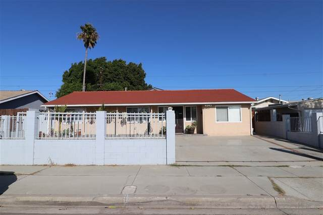4143 Clairemont Dr, San Diego, CA 92117 (#200006394) :: The Stein Group