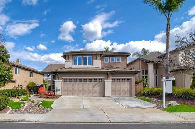 11529 Wills Creek Rd, San Diego, CA 92131 (#200006409) :: Whissel Realty