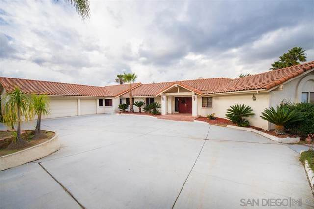 2324 Percussion Ct, El Cajon, CA 92019 (#200006436) :: The Stein Group