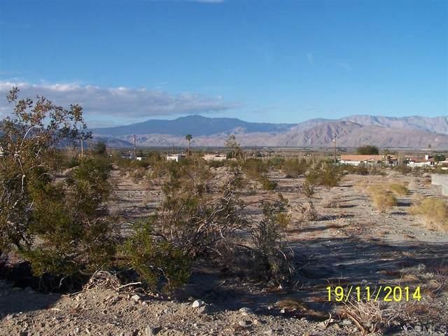 Lot 193 Sewanee #193, Borrego Springs, CA 92004 (#200006487) :: Neuman & Neuman Real Estate Inc.
