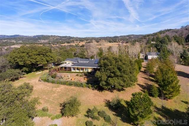 3850 Pine Hills Rd, Julian, CA 92036 (#200006491) :: Neuman & Neuman Real Estate Inc.