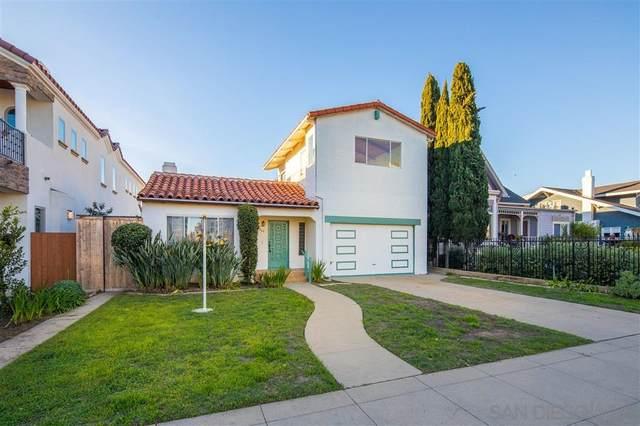 840-846 A Avenue, Coronado, CA 92118 (#200006497) :: Neuman & Neuman Real Estate Inc.