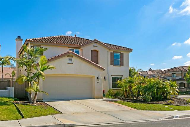 484 Big Sky Dr, Oceanside, CA 92058 (#200006592) :: Neuman & Neuman Real Estate Inc.