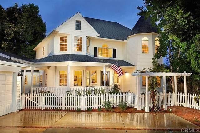 3650 Woodland Way, Carlsbad, CA 92008 (#200006599) :: Neuman & Neuman Real Estate Inc.