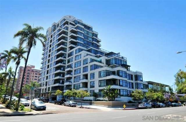 475 Redwood St #311, San Diego, CA 92103 (#200006647) :: Neuman & Neuman Real Estate Inc.