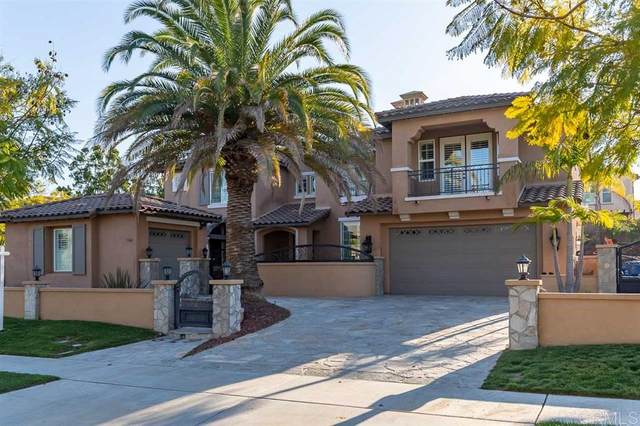 1344 N Paradise Ridge, Chula Vista, CA 91915 (#200006680) :: SunLux Real Estate