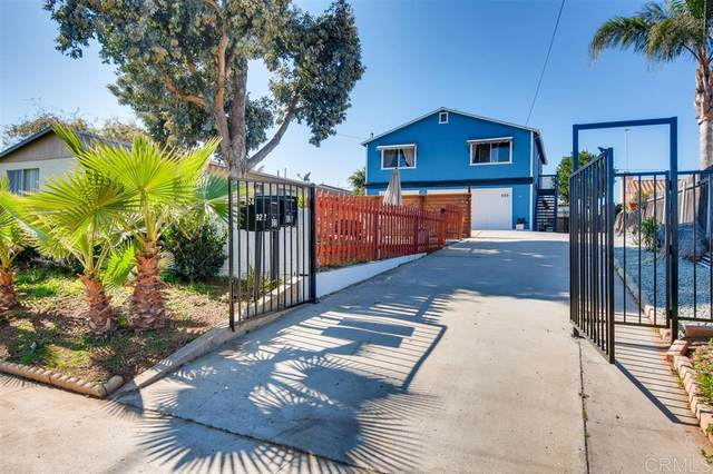 922-924 Georgia Street, Imperial Beach, CA 91932 (#200006682) :: Coldwell Banker West
