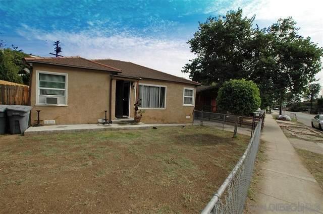 4477 Palm Avenue, La Mesa, CA 91941 (#200006706) :: Whissel Realty