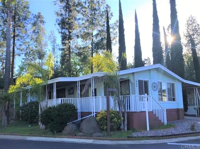 1751 W Citracado #253, Escondido, CA 92029 (#200006707) :: Neuman & Neuman Real Estate Inc.
