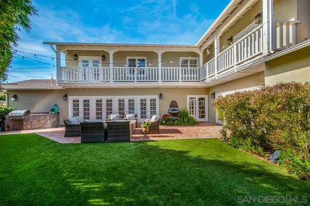 600 Margarita Avenue, Coronado, CA 92118 (#200006748) :: Neuman & Neuman Real Estate Inc.