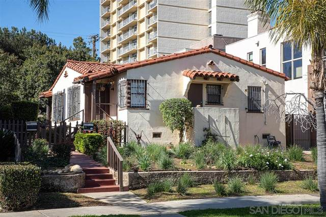 3530 -32 Indiana St., San Diego, CA 92103 (#200006752) :: The Yarbrough Group