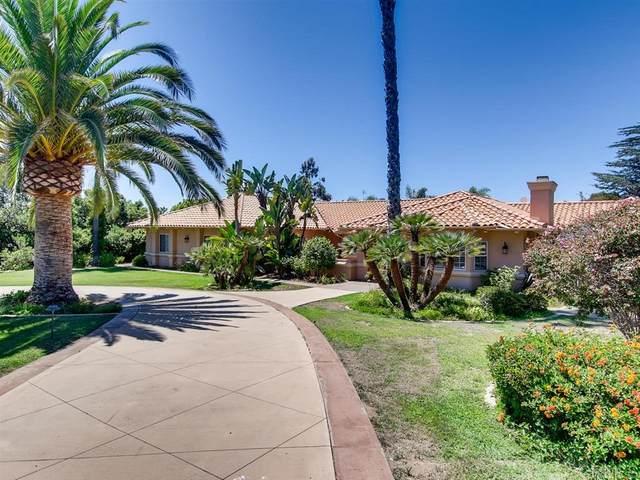 3921 Concordia Ln, Fallbrook, CA 92028 (#200006753) :: Neuman & Neuman Real Estate Inc.