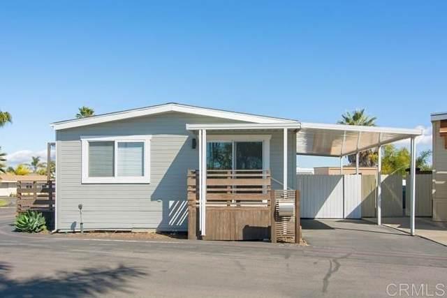 6550 Ponto Drive #43, Carlsbad, CA 92011 (#200006771) :: Keller Williams - Triolo Realty Group