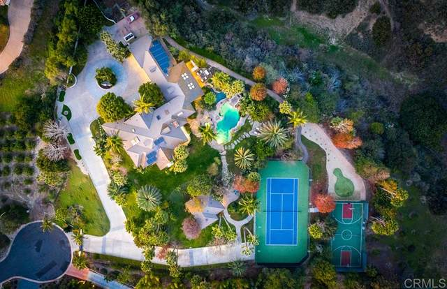 3901 Stonebridge, Rancho Santa Fe, CA 92067 (#200006835) :: Keller Williams - Triolo Realty Group