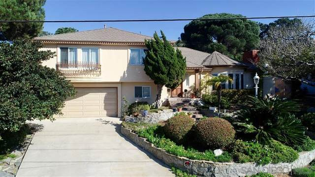 6089 Avenida Chamnez, La Jolla, CA 92037 (#200006853) :: Allison James Estates and Homes