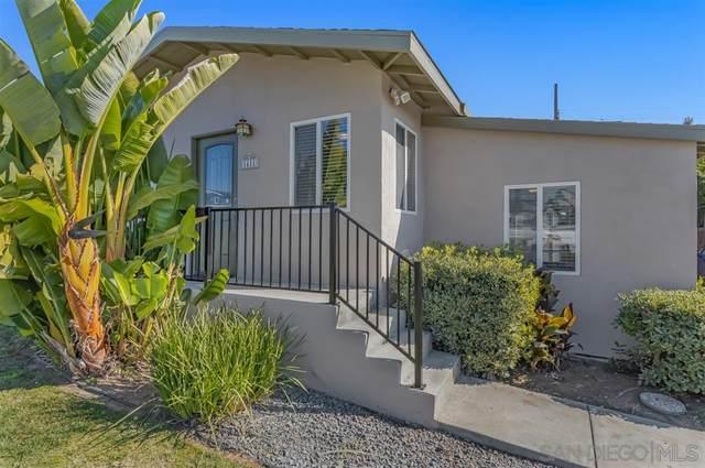 1411-13 Bancroft St., San Diego, CA 92102 (#200006881) :: Coldwell Banker West