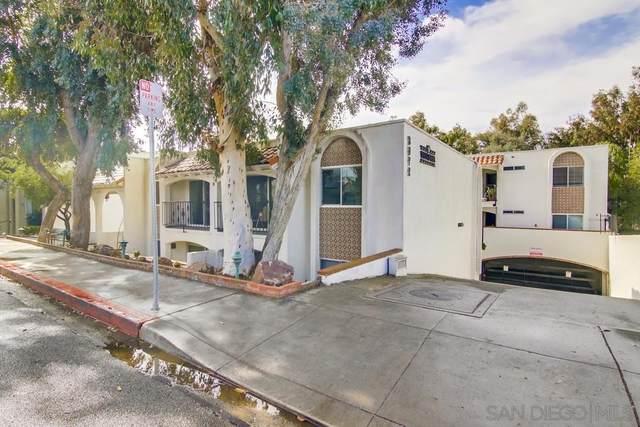3972 Jackdaw #217, San Diego, CA 92103 (#200006920) :: Cane Real Estate