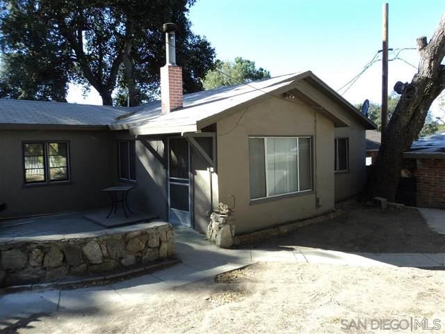 2490 Manzanita, Boulevard, CA 91905 (#200006943) :: Keller Williams - Triolo Realty Group
