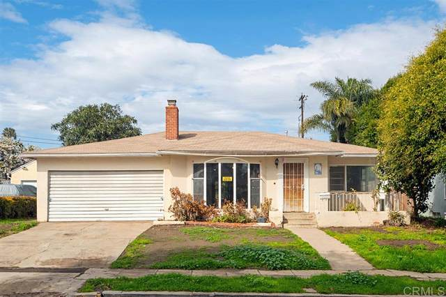 3820 Bernice Drive, San Diego, CA 92107 (#200006995) :: Whissel Realty