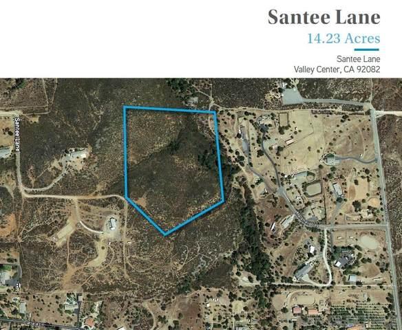 000 Santee Lane #000, Valley Center, CA 92082 (#200007020) :: Keller Williams - Triolo Realty Group