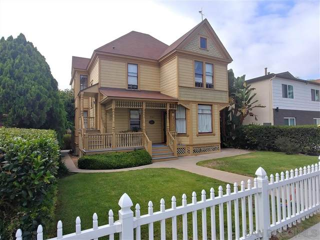 3718-24 1st Ave., San Diego, CA 92103 (#200007039) :: The Stein Group