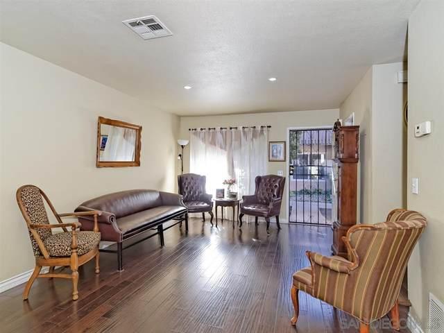 1321 Oakdale Ave, El Cajon, CA 92021 (#200007083) :: Neuman & Neuman Real Estate Inc.
