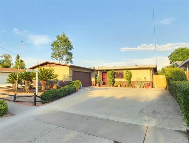 647 Ellen Ln, El Cajon, CA 92019 (#200007106) :: Neuman & Neuman Real Estate Inc.