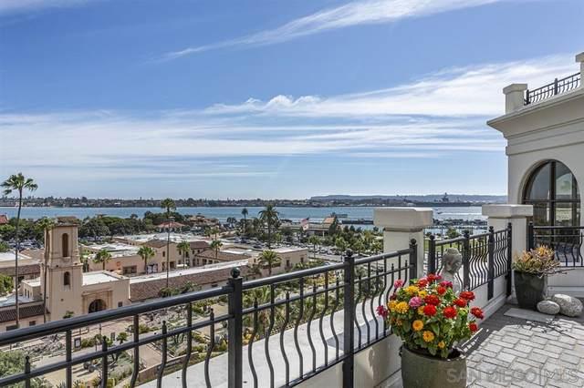 700 W Harbor Dr #804, San Diego, CA 92101 (#200007115) :: SunLux Real Estate