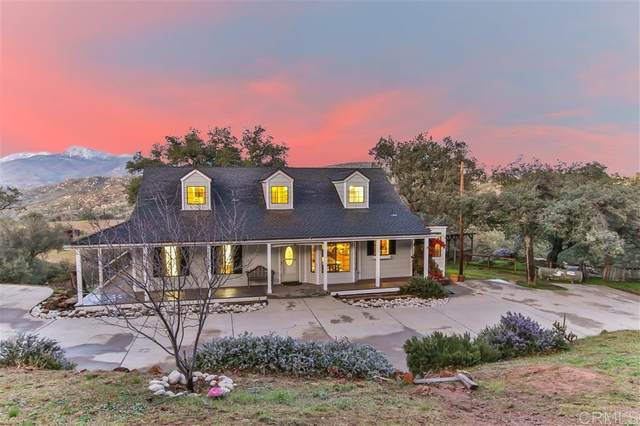23444 Viejas Grade Rd, Descanso, CA 91916 (#200007117) :: Keller Williams - Triolo Realty Group