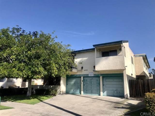 4435 Hamilton St #4, San Diego, CA 92116 (#200007129) :: Keller Williams - Triolo Realty Group