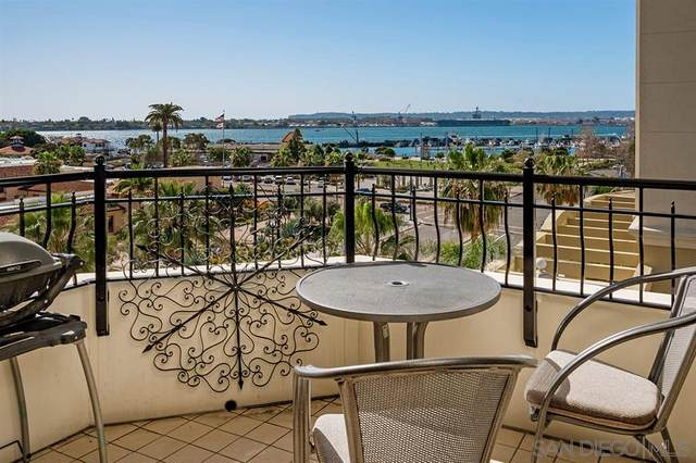 700 W Harbor Drive #605, San Diego, CA 92101 (#200007173) :: Cane Real Estate